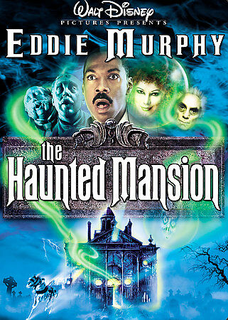 The Haunted Mansion (Full Screen Edition), Good DVD, Rachel Harris, Jim Doughan,