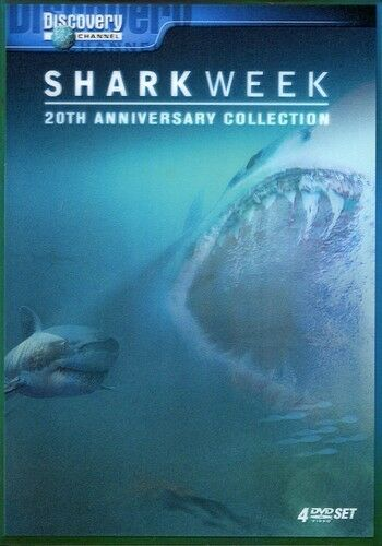 Shark Week: 20th Anniversary Collection, Acceptable DVD, Kerry Shale, J.V. Marti