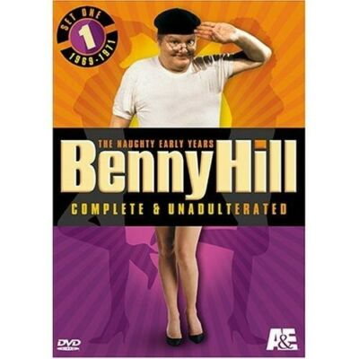 Benny Hill Complete and Unadulterated: The Naughty Early Years, Set One - 1969-1