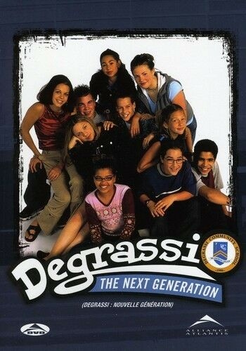 Degrassi: The Next Generation, Season 1, Acceptable DVD, ,