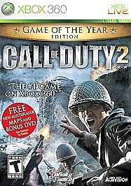 Call of Duty 2, Good Xbox 360 Video Games