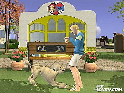 The Sims 2 Pets, Good Playstation 2 Video Games