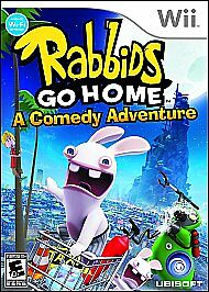 Rabbids Go Home  (Wii, 2009)