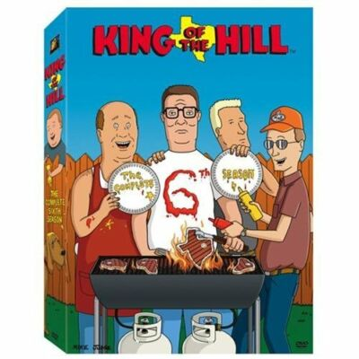 King of the Hill: Season 6, Good DVD, King of the Hill, Mike Judge