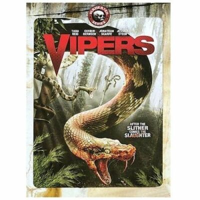 Vipers, Good DVD, Claire Rankin, Aaron Pearl, Mark Humphrey, Don S. Davis, Jessi