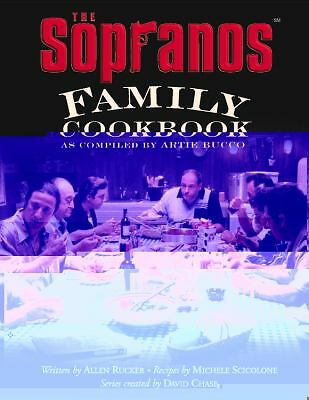 The Sopranos Family Cookbook: As Compiled by Artie Bucco: Bucco, Artie, Rucker,