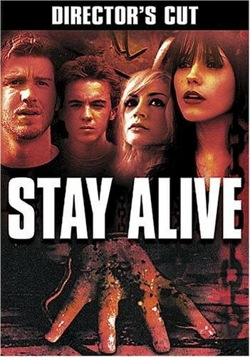 Stay Alive - The Director's Cut (Widescreen Edition), Good DVD, Nicole Oppermann