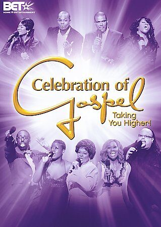 Celebration of Gospel - Taking You Higher!, Good DVD, Tyler Perry, Lil? Mo, Dr.