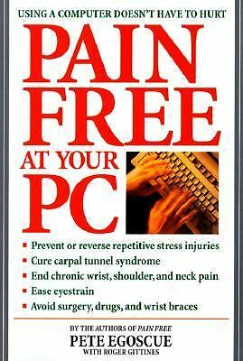 Pain Free at Your PC, Pete Egoscue, Good Book