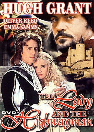 The Lady And The Highwayman [Slim Case], Excellent DVD, Robert Morley, Oliver Re
