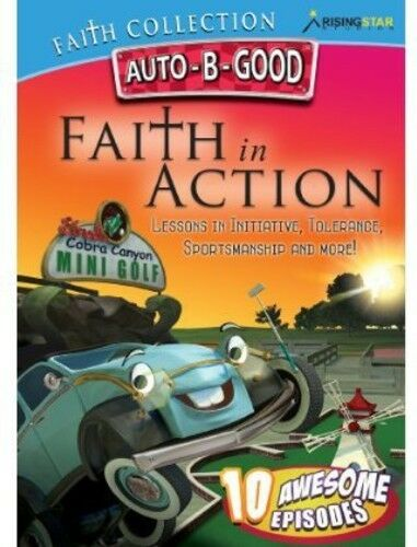 Auto-B-Good Faith Collection: Faith in Action, Good DVD, Sabrina Crews, Len Good