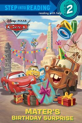 Mater's Birthday Surprise (Disney/Pixar Cars) (Step into Reading), Lagonegro, Me