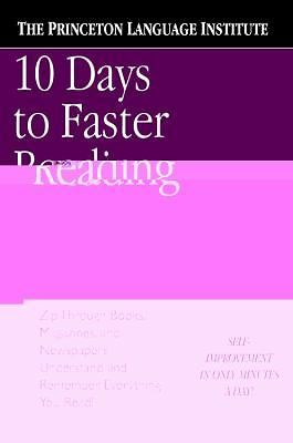 10 Days to Faster Reading: Abby Marks-Beale, The Princeton Language Institute