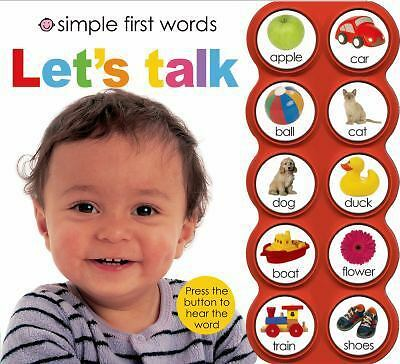 Simple First Words Let's Talk, Priddy, Roger, Good Book