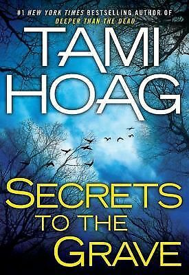 Secrets to the Grave, Tami Hoag, Good Book