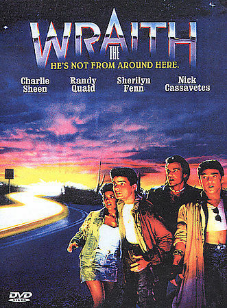 The Wraith, Good DVD, Chris Nash, Griffin O'Neal, Clint Howard, Jamie Bozian, Da