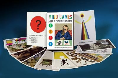 Mind Games: A Box of Psychological Play (Redstone), , Good Book
