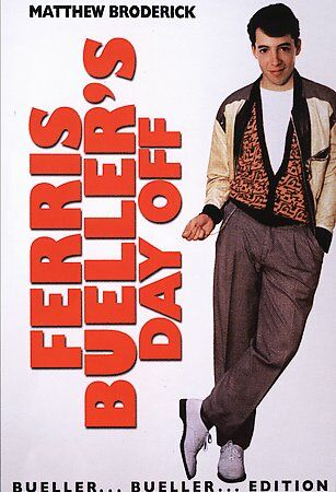 Ferris Bueller's Day Off Bueller...Bueller... Edition (Special Collector's Editi