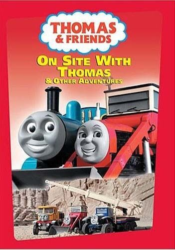 Thomas and Friends: On Site With Thomas & Other Adventures, Good DVD, George Car