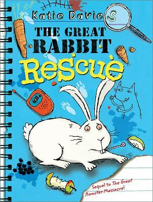 The Great Rabbit Rescue, Katie Davies, Good Book