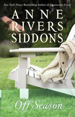 Off Season, Siddons, Anne Rivers, Good Book