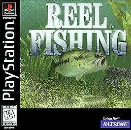 Reel Fishing, Acceptable PlayStation, Playstation Video Games