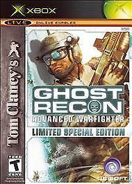Ghost Recon Advanced Warfighter (Limited Special Edition), Good Xbox, Xbox Video