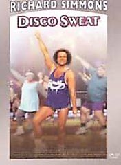 Richard Simmons - Disco Sweat: Richard Simmons