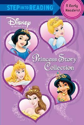 Princess Story Collection (Disney Princess) (Step into Reading), RH Disney, Good