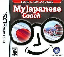 My Japanese Coach - Nintendo DS