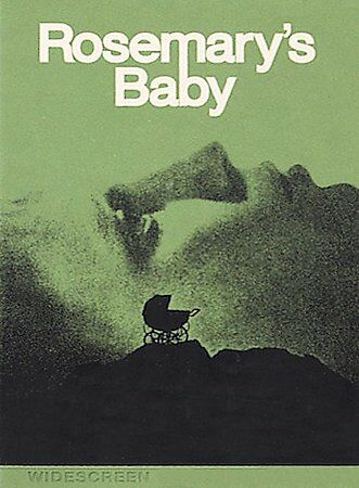 Rosemary's Baby, Good DVD, ,