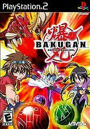 Bakugan - PlayStation 2, Good PlayStation2, Playstation 2 Video Games