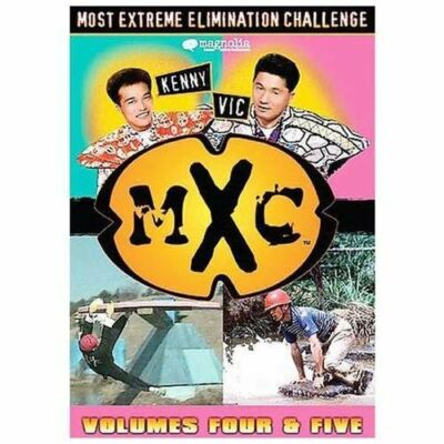 MXC: Most Extreme Elimination Challenge, Volume 4 & 5, Good DVD, ,