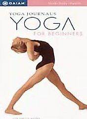 Yoga Journal's Yoga for Beginners, Good DVD, Yoga Journal-Yoga for Beginners, St