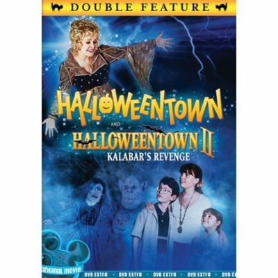 Halloweentown / Halloweentown II: Kalabar's Revenge (Double Feature), Good DVD,