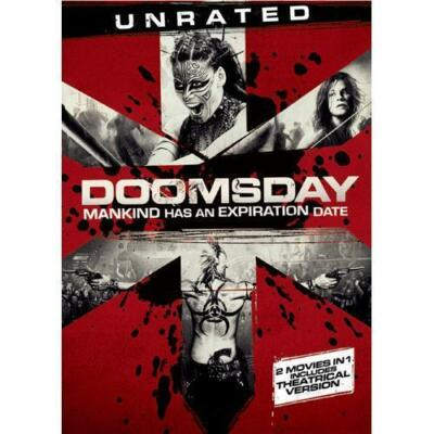 Doomsday (Unrated Widescreen Edition), Good DVD, Malcolm McDowell, David O'Hara,