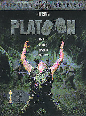 Platoon (Special Edition), Good DVD, Mark Moses, Reggie Johnson, John C. McGinle