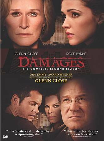Damages: Season 2, Good DVD, Glenn Close,