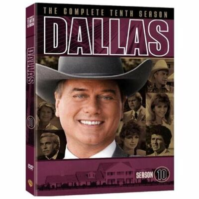 Dallas: Season 10, Good DVD, Jenilee Harrison, Susan Howard, Priscilla Presley,