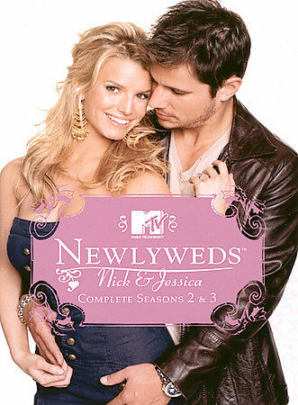 Newlyweds - Nick & Jessica - The Complete Second and Third Seasons, Good DVD, Ni