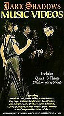 Dark Shadows: Music Videos [VHS]