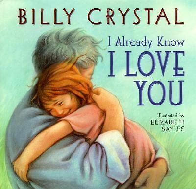 I Already Know I Love You, Crystal, Billy, Good Book