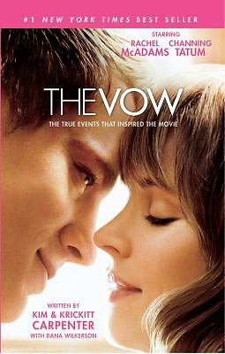 The Vow: The True Events that Inspired the Movie, Kim Carpenter, Krickitt Carpen