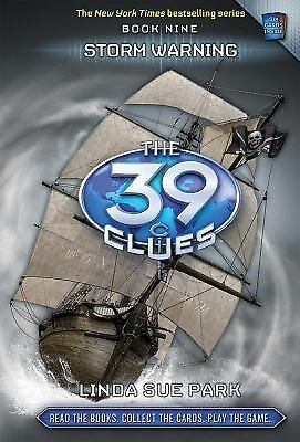 Storm Warning The 39 Clues, Book 9)