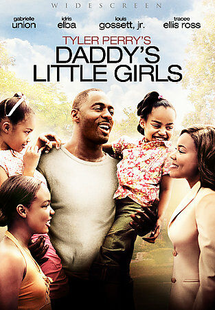Tyler Perry's Daddy's Little Girls (Widescreen Edition), Good DVD, Craig Robinso