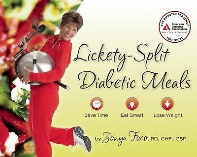 Lickety-Split Diabetic Meals