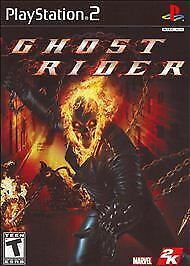 Ghost Rider - PlayStation 2, Good PlayStation2, Playstation 2 Video Games