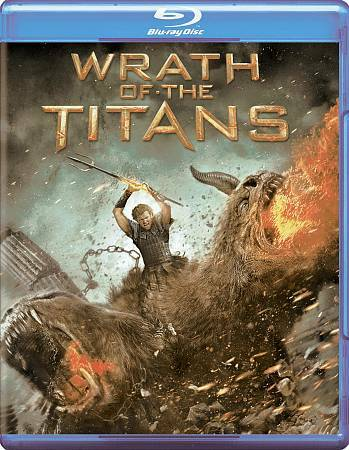 Wrath of the Titans (Blu-ray), Good DVD, ,