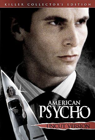 American Psycho (Uncut Killer Collector's Edition), Good DVD, Christian Bale, Ju