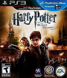 Harry Potter and The Deathly Hallows Part 2 - Playstation 3, Good PlayStation 3,